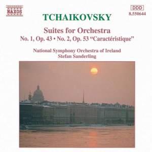 Tchaikovsky: Suites Nos. 1 & 2