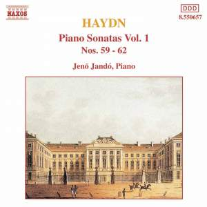 Haydn - Piano Sonatas Volume 1 Product Image