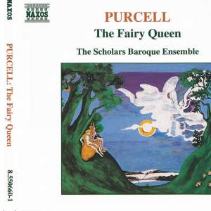 Purcell: The Fairy Queen, Z629 Product Image