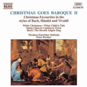 Christmas Goes Baroque II