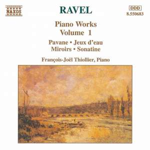 Ravel: Piano Works, Vol. 1 Product Image