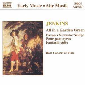 John Jenkins: All in a Garden Green Product Image