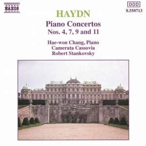 Haydn: Piano Concertos Nos. 4, 7, 9 & 11 Product Image