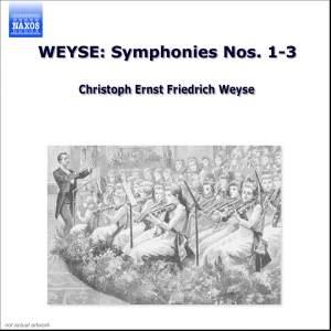 Weyse: Symphonies Nos. 1-3