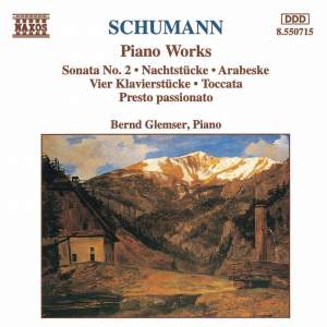 Schumann: Piano Works Product Image