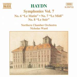 Haydn - Symphonies Volume 7 Product Image