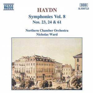Haydn - Symphonies Volume 8 Product Image