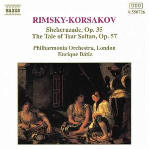 Rimsky Korsakov: Scheherazade & The Tale of Tsar Saltan Suite Product Image