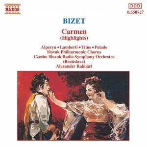 Bizet: Carmen (highlights) Product Image