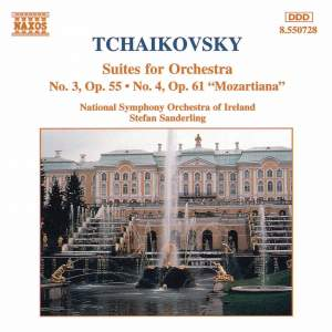 Tchaikovsky: Suites for Orchestra Product Image
