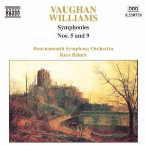 Vaughan Williams - Symphonies Nos. 5 & 9 Product Image