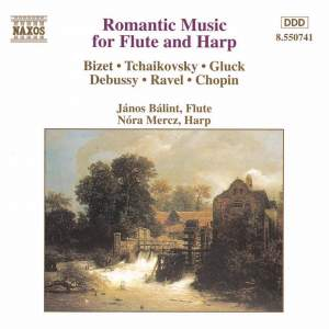 Romantic Music for Flute and Harp Product Image