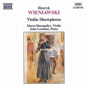 Wieniawski: Violin Showpieces