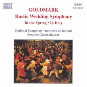 Goldmark: Rustic Wedding Symphony Product Image