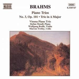 Brahms: Piano Trios Product Image