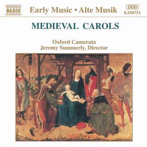 Medieval Carols Product Image
