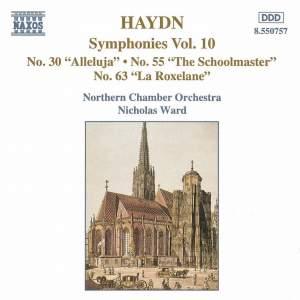 Haydn - Symphonies Volume 10 Product Image