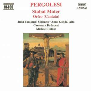 Pergolesi: Stabat mater & Orfeo