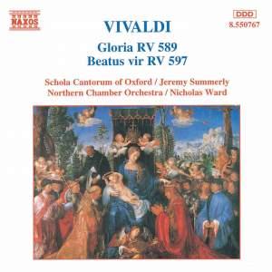 Vivaldi: Gloria & Beatus vir Product Image