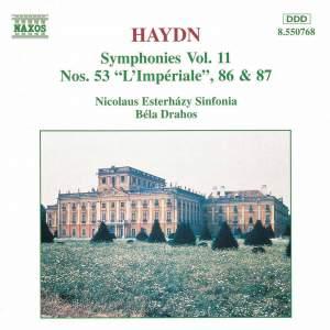 Haydn - Symphonies Volume 11