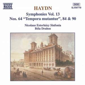 Haydn - Symphonies Volume 13 Product Image