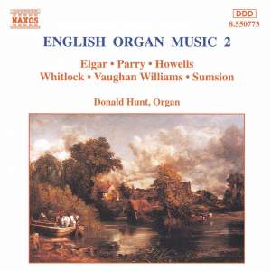 English Organ Music, Vol. 2 Product Image