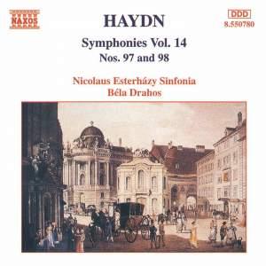 Haydn - Symphonies Volume 14 Product Image