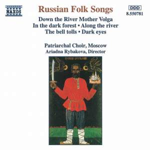 Russian Folk Songs Product Image