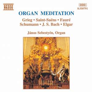 Organ Meditation Product Image