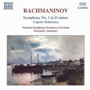 Rachmaninov: Caprice Bohémien & Symphony No. 1 Product Image