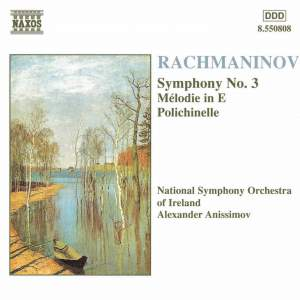 Rachmaninov: Symphony No. 3, Melodie & Polichinelle Product Image