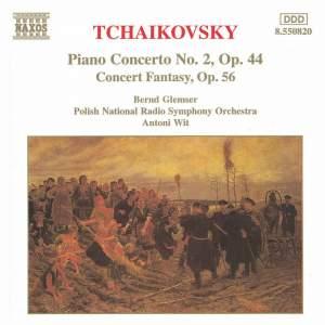 Tchaikovsky: Piano Concerto No. 2 & Concert Fantasy