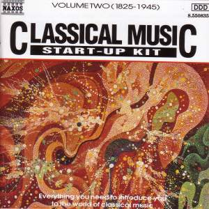 Classical Music Start-Up Kit, Vol. 2: 1825-1945 Product Image