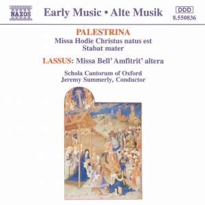 Palestrina: Missa Hodie Christus natus est, etc. Product Image