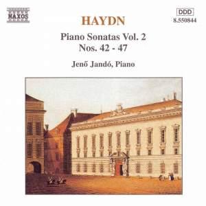 Haydn - Piano Sonatas Volume 2 Product Image