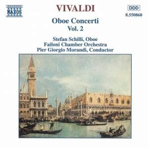 Vivaldi - Oboe Concerti, Volume 2