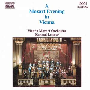 A Mozart Evening in Vienna