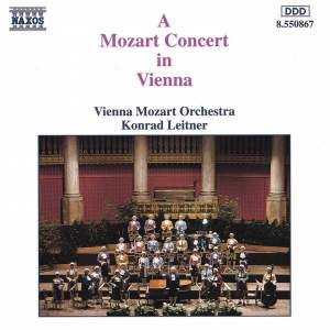 A Mozart Concert In Vienna Product Image