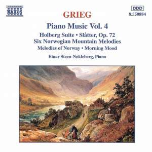 Grieg: Piano Music Vol. 4 Product Image
