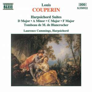 Louis Couperin: Harpsichord Suites Product Image