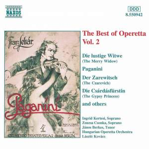 The Best of Operetta Vol. 2 Product Image