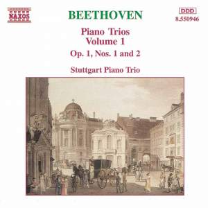 Beethoven: Piano Trios Vol. 1 Product Image