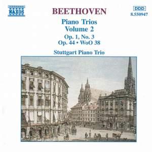 Beethoven: Piano Trios Vol. 2