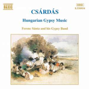 Hungary Csardas: Hungarian Gypsy Music Product Image