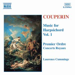 F. Couperin: Music For Harpsichord, Vol. 1