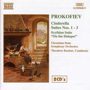 Prokofiev: Cinderella Suites Nos. 1-3 and other orchestral suites Product Image