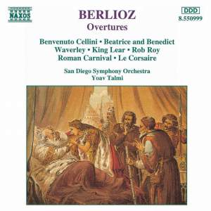 Berlioz: Overtures Product Image