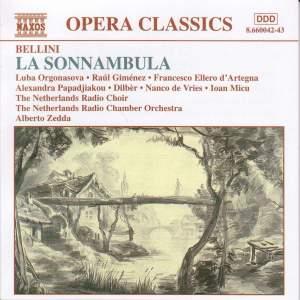 Bellini: La Sonnambula Product Image