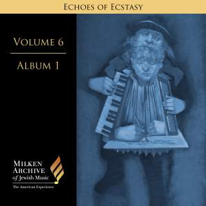 Volume 6, Album 1 - Herman Berlinski, Leon Stein etc.