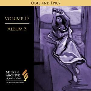 Volume 17, Album 3 - David Diamond, Lukas Foss & Mario Castelnuovo-Tedesco